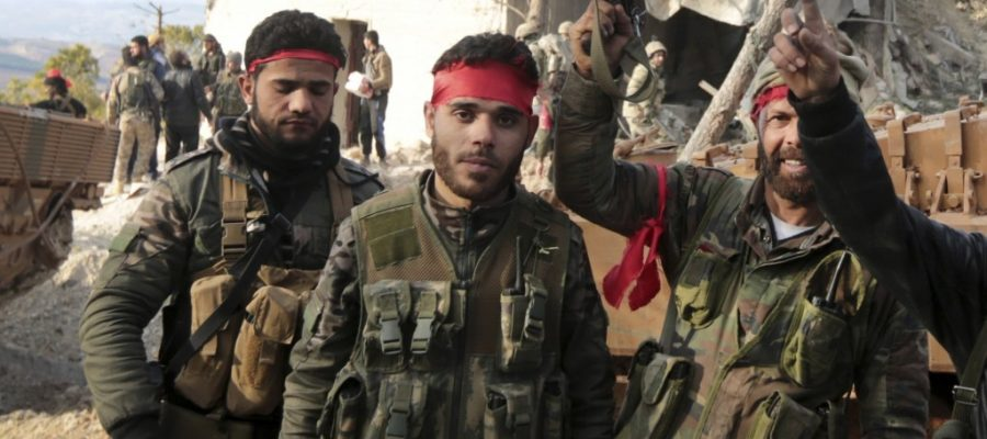 Сирийските кюрди започват партизанска война в Африн
