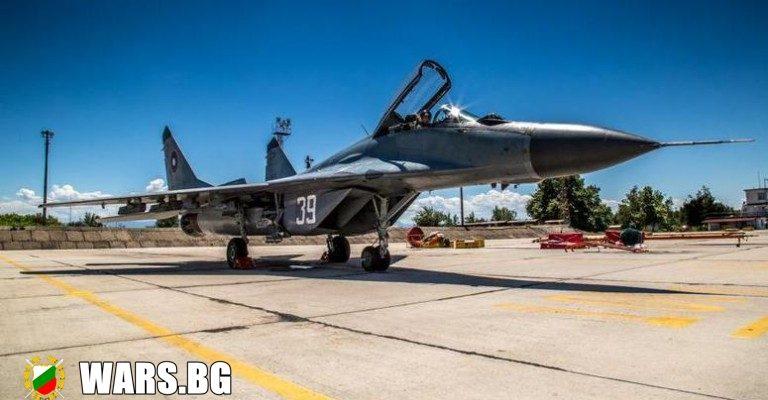 Русия ще предоставя логистика за българските МиГ-29 до 2022 г.