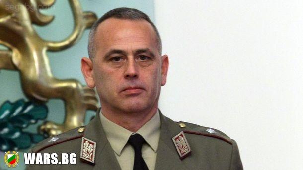 Президентът назначи Данчо Дяков за началник на Националната служба за охрана