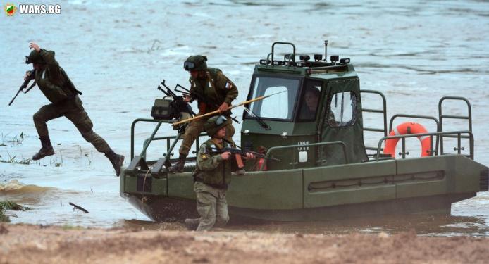 Леки и бързи: новите катери ИДК влизат в редиците на руската армия