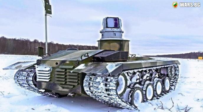 "ВИДЕО: Боен робот ""Нерехта"" прави бронежилетка на пух и прах"