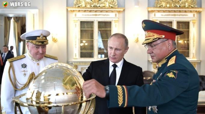 САЩ: Русия модернизира всичко в своята армия!