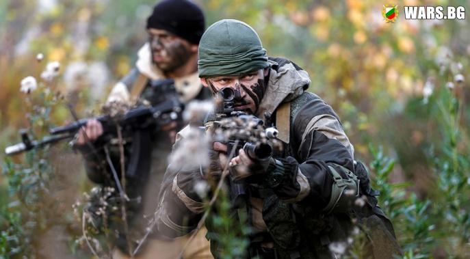 Руски снайперисти се обучават да свалят безпилотни самолети
