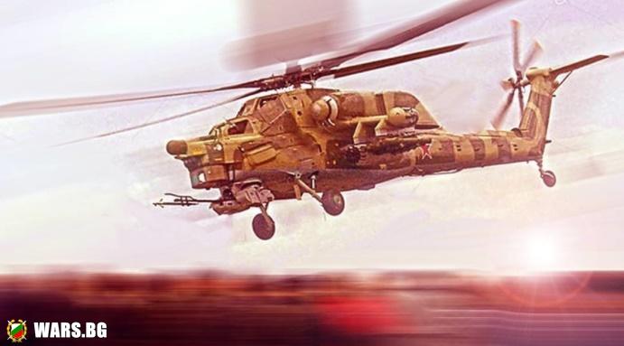 За скорости над 500 км/ч: започна разработката на вертолетен двигател ВК-2500М