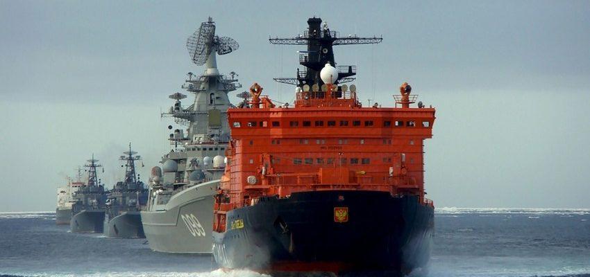 Американски адмирал: Имаме един ледоразбивач – срещу 46 руски!