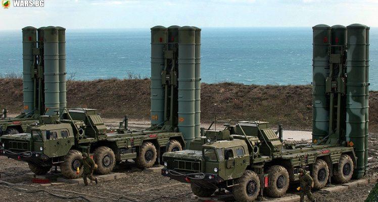 Конструктор: Експортният вариант на С-400 носи няколко типа ракети