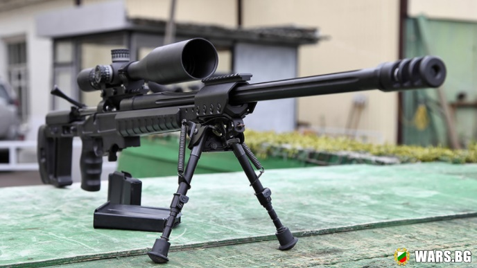 """Руската гвардия се въоръжава с новата снайперска пушка """"Точност"""" и системата """"Шепот"""""""