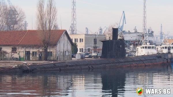Тъжният край на последната българска подводница