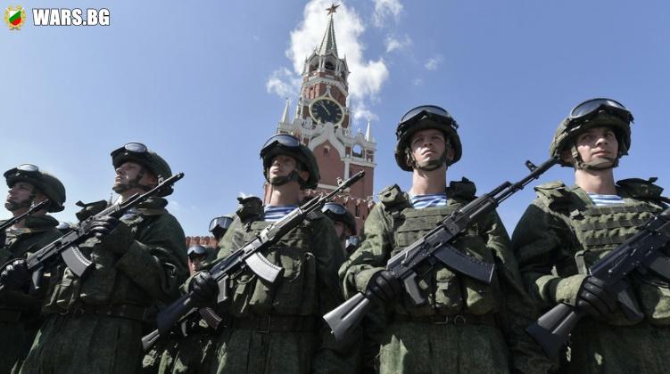 Началникът на британския Генщаб призна превъзходството на руската армия