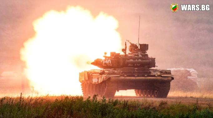 """Генератор на загуби за терористите в Сирия: руски """"снайпер"""" с калибър 125 мм"""