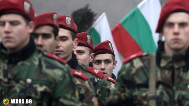 70% подкрепят въвеждането на доброволна военна служба