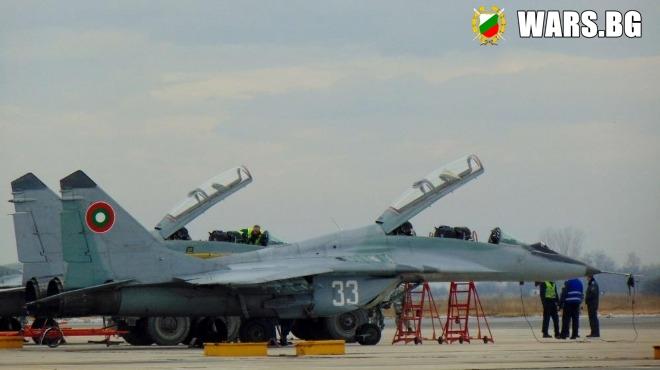 Министерството на отбраната преговаря с Турция да пази въздушното ни пространство