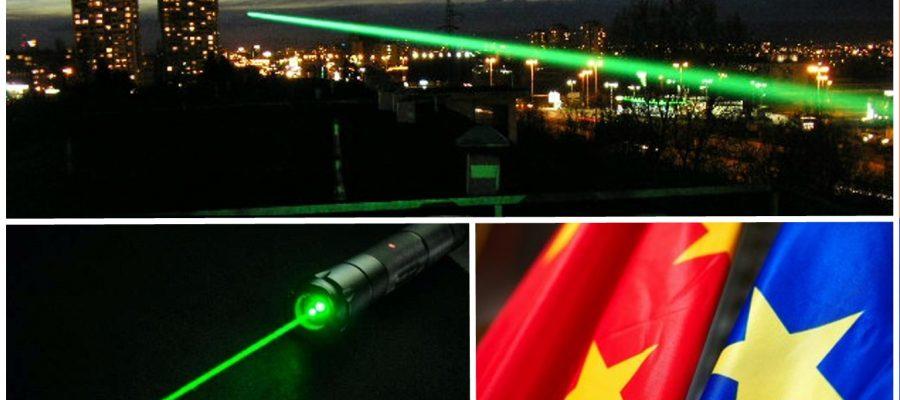 САЩ се оплакаха, че техни военни пилоти са били дразнени с лазери от китайска база