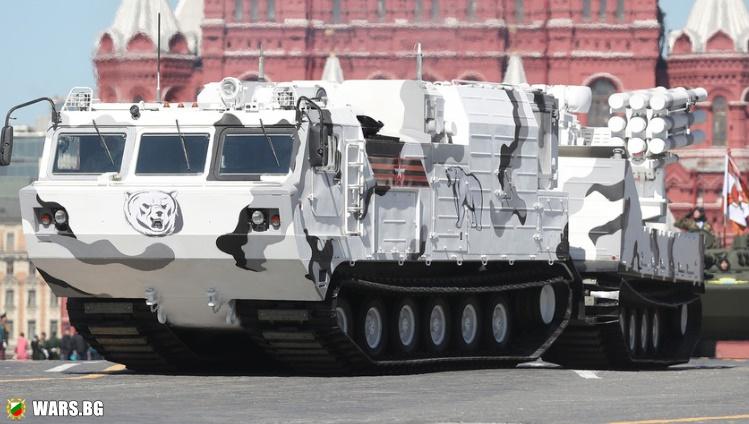 Топ 10 на оръжията, които руската армия използва в Арктика
