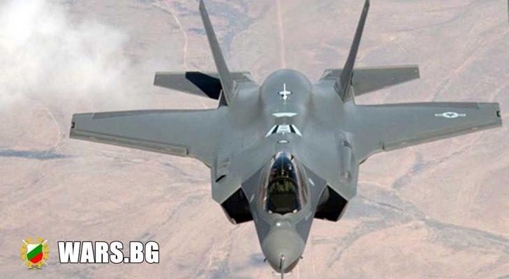 Турция: Получаваме първите самолети F 35 на 21 юни