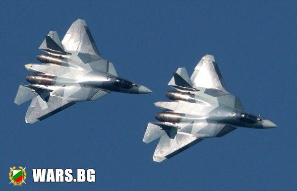 Сключен е първият договор за доставка на изтребители Су-57 за нуждите на руските въоръжени сили