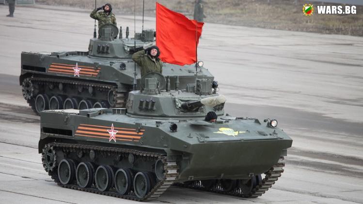 """Руските десантчици ще се сдобият с нови комплекси """"Птицелов"""" до 2022 година"""
