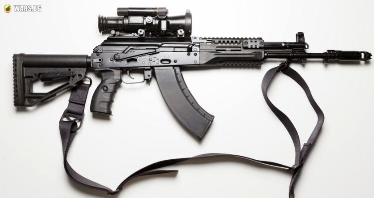 Руските войници скоро ще бъдат въоръжени с автомати АК-12 и АК-15