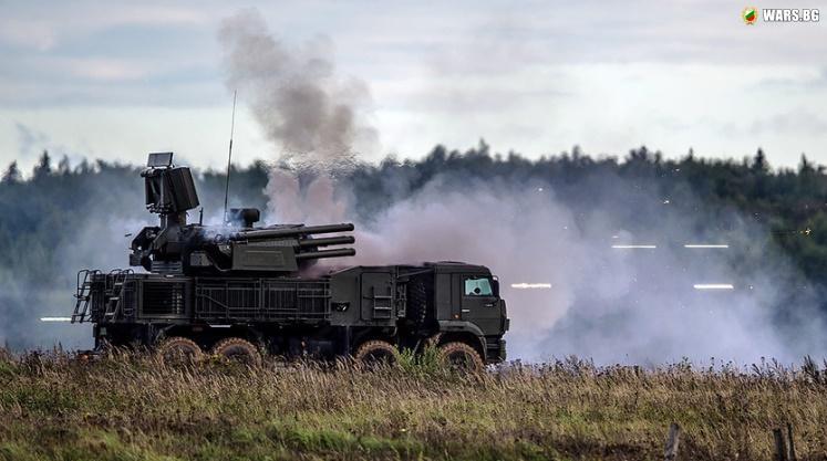 """Американски медии: Тандемът на С-400 и """"Панцир"""" затваря небето за самолети на НАТО"""