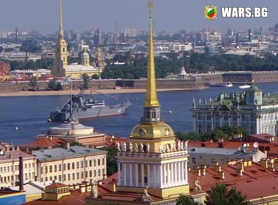 Русия показа противодиверсионни катери+ ВИДЕО