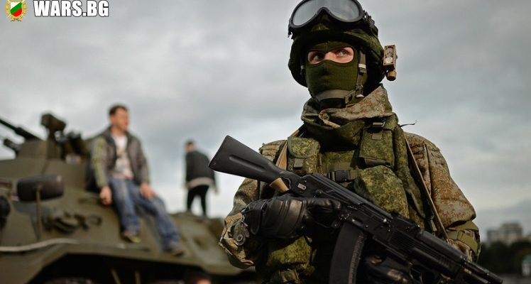 """Руснаците знаят как да направят войниците """"невидими"""""""