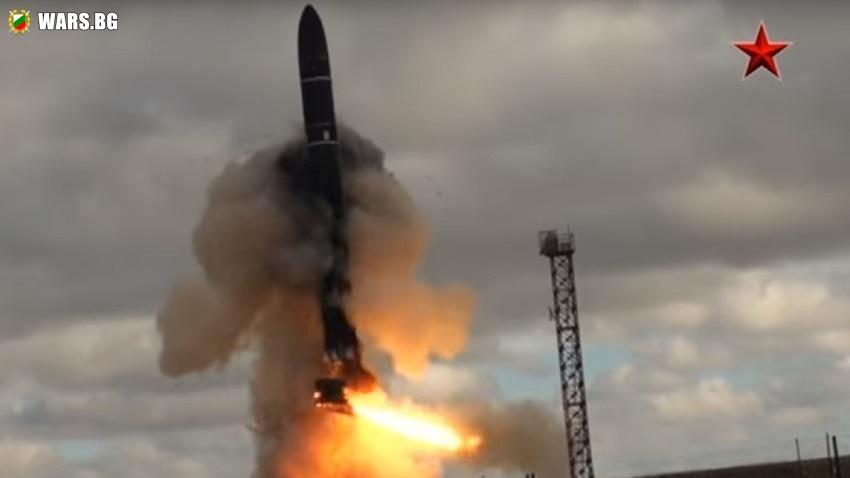 """Всички тайни на легендарната ракета """"Воевода"""" в едно видео"""