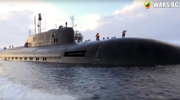 ВИДЕО: Уверете се в красотата и мощта на руския подводен флот