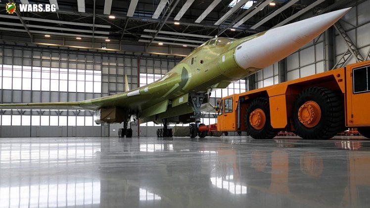 Русия ще направи граждански самолет на базата на ядрен бомбардировач