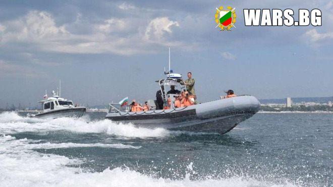 Военноморските ни сили получиха 4 модерни лодки, дарени от САЩ