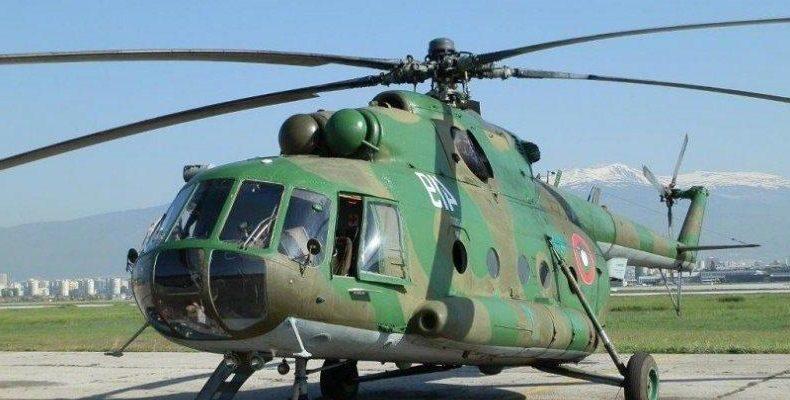 Министерството на отбраната ще ремонтира два вертолета Ми-17 и четири Ми-24