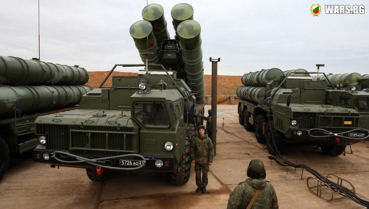 """Как руските """"зенитчици"""" се обучават за работа с най-мощните ПВО-ПРО системи С-300 и С-400?"""