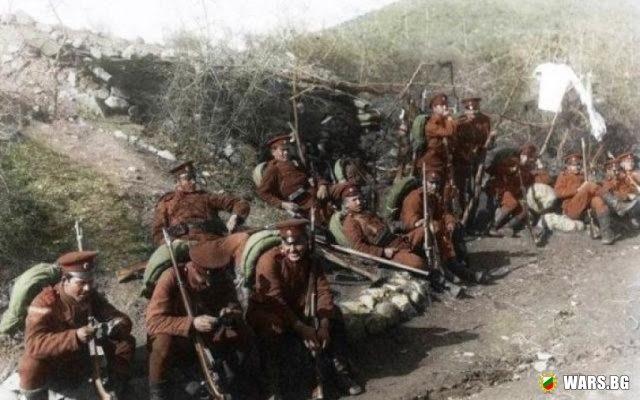 """Българи """"канибали"""" са ужасът на френската армия"""