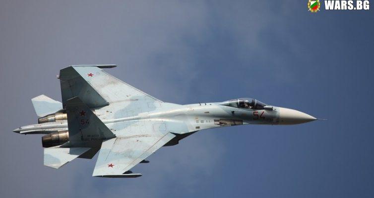 Американски медии: Руският Су-27 е сериозна въздушна заплаха