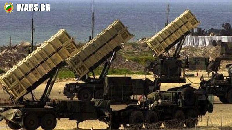 """Атлантическият съвет: България да поиска от НАТО разполагане на ракети """"Пейтриът"""" край Бургас срещу Русия"""