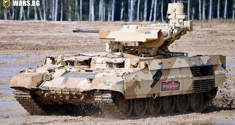"ВИДЕО: Руската армия показа способностите на ""Терминатора"""