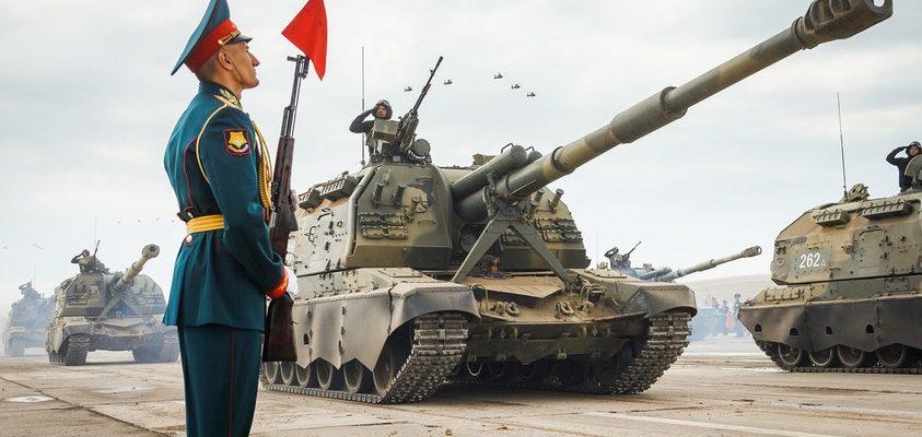 Фотогалерия: Как протичат най-големите руски военни учения за последните 40 години