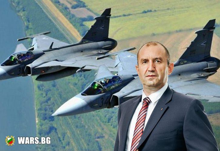 "Авиоинструктор: Военните експерти и летците искат ""Грипен"", политиците Ф-16"