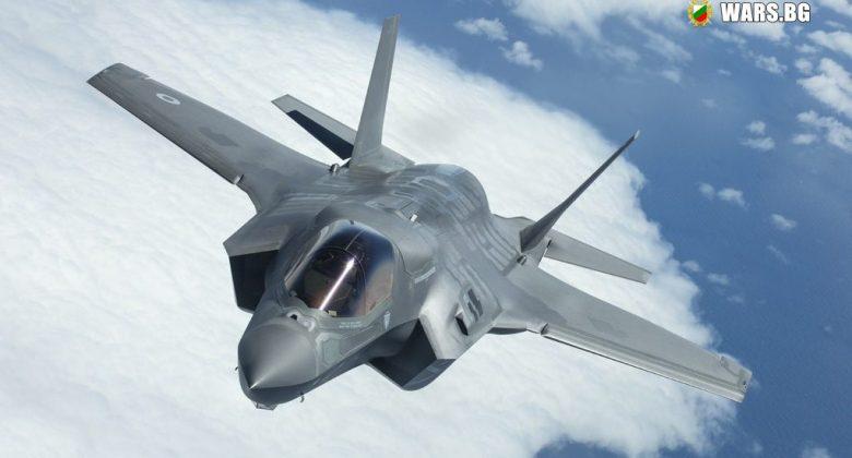 """Тази нощ Израел пробва атака с 5 """"невидими"""" F-35, и ги изтегли, веднага щом бяха засечени от С-300..."""
