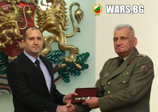 Министерството на отбраната на България оповести