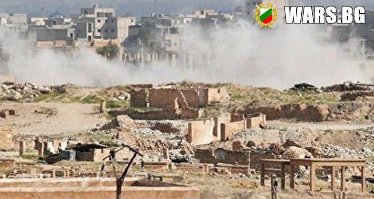 Гореща точка! Над 60 цивилни са загинали при удари на международната коалиция в Сирия
