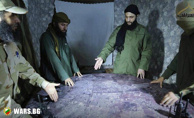 Последната крепост на бунтовниците в Сирия се предава