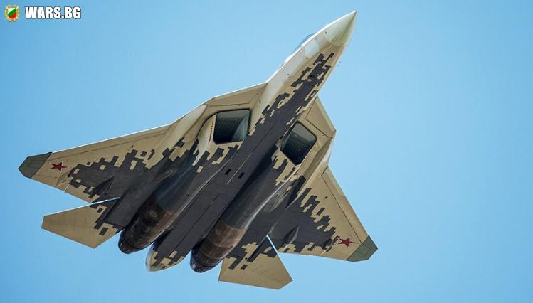 National Interest оцени шансовете на американския изтребител F-22 в битка с руския Су-57