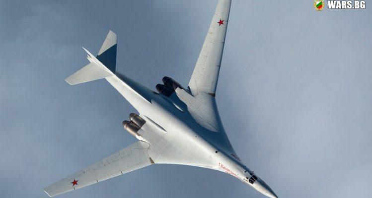 Свръхзвуковият Ту-160 ще защитава руската граница в Арктика