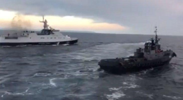 Извънредно: Руски военни атакуваха и превзеха украинските кораби, проля се кръв