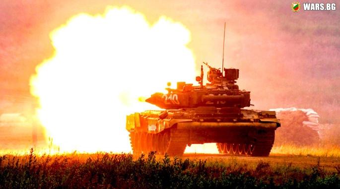 """""""Уралвагонзавод"""" разработват още по-ефективен пакет за Т-72 под името Т-72Б4"""