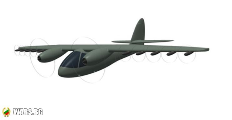 Самолет със свръхкратко излитане и кацане ще полети в небето над Русия през 2022 година