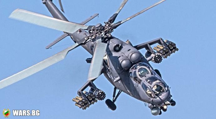 """Ми-35M в Ирак: """"Летящият танк"""" в борбата срещу тероризма"""