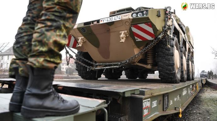 The Washington Post: Поради лошите пътища от НАТО биха закъснели за битка с Русия