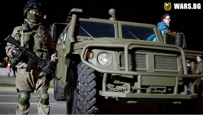 Невероятни руски леки бронирани автомобили, за които не знаехте