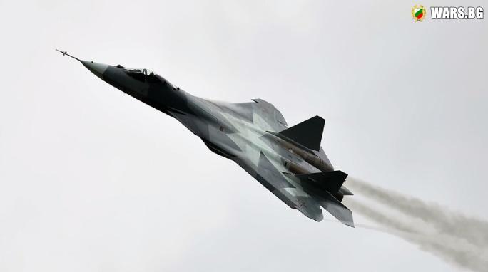 """Американският F-35 """"подробно се информира"""" за възможностите на руския Су-57"""